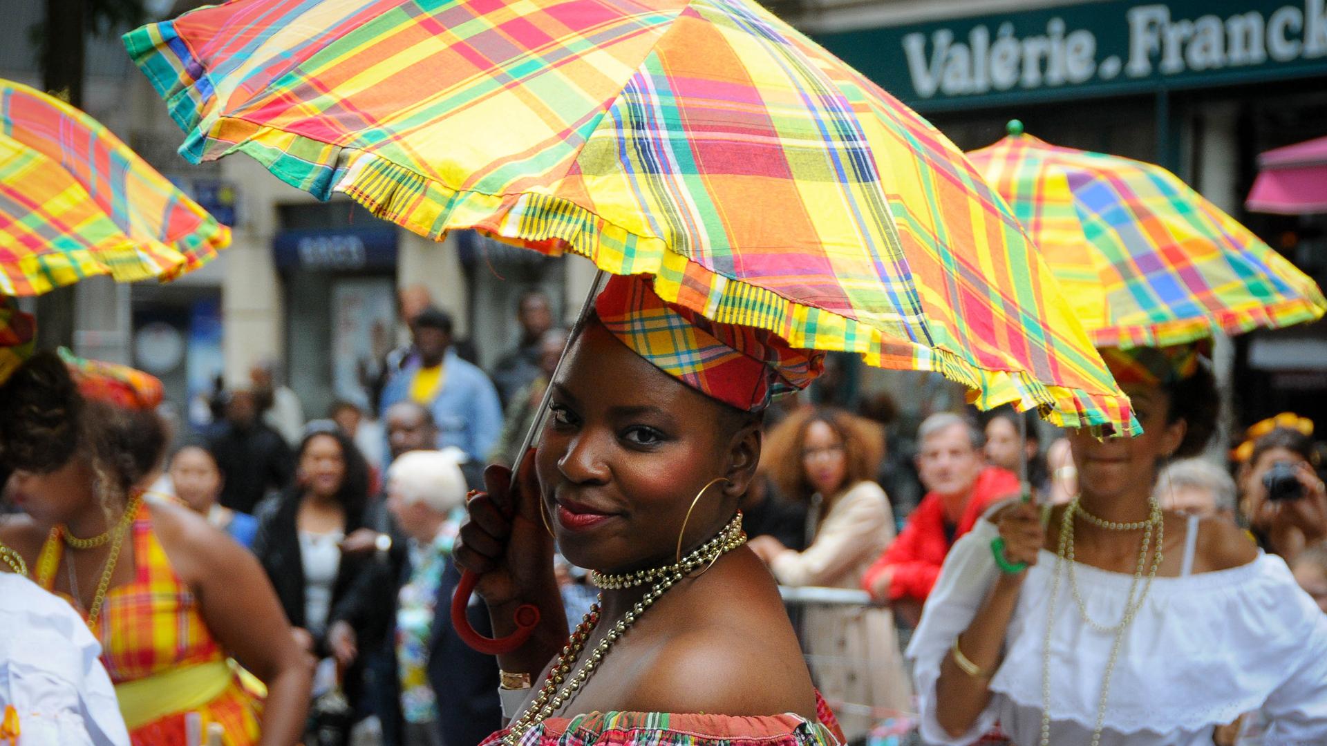 Trace tropical partenaire du carnaval tropical de paris 2017 le 2 juillet sur les champs - Carnaval tropical de paris 2017 ...